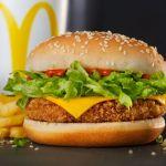 Le Grand Veggie, le burger végétarien débarque chez McDonald's