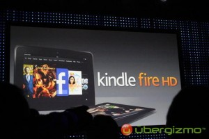 Kindle Fire HD, la nouvelle tablette d'Amazon