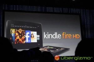 Kindle Fire HD, la nouvelle tablette d'Amazon