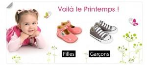 Acheter des chaussures bébé en ligne