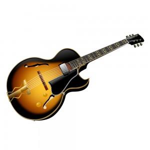 Votre professeur de guitare électrique à portée de main