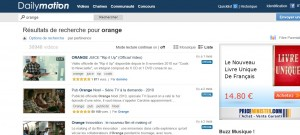 Dailymotion, totalement racheté par Orange !