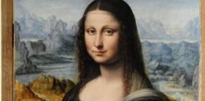 Apparition d'un autre portrait de Mona Lisa en Suisse