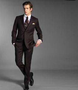 Choisir son costume de marié en fonction de sa carrure
