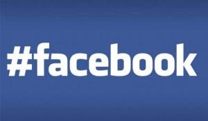 Facebook tenté par le Hashtag