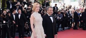 Les membres officiels du jury lors du Festival de Cannes 2013