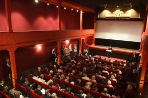 Réouverture de l'Eden-Théâtre