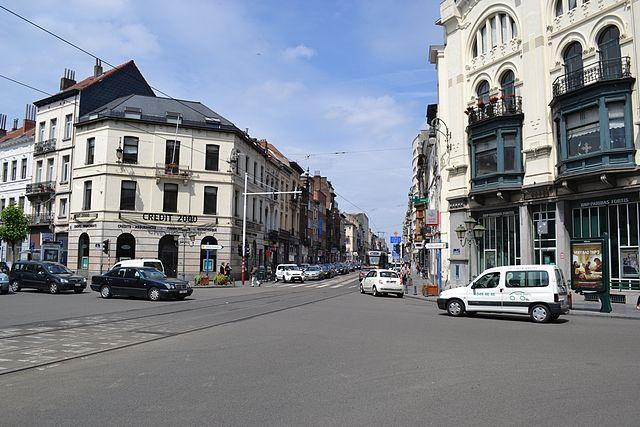 Quartier de Ma Campagne à Bruxelles