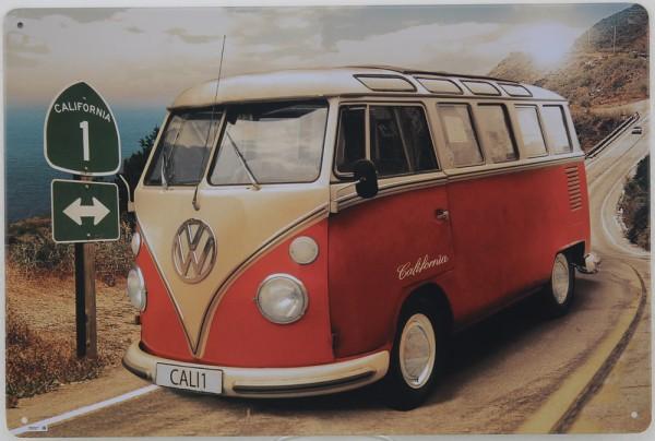 Plaque déco Volkswagen