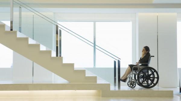 aménagement conforme handicapé
