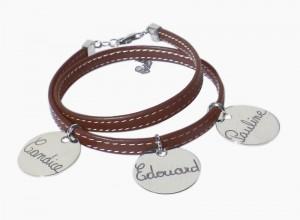 Le bracelet personnalisable : le cadeau idéal en toutes circonstances