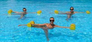 Aquagym : détente et fitness à la fois