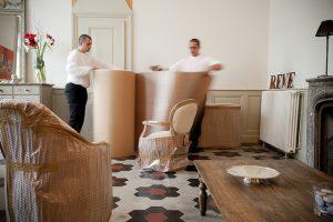 Comment exécuter l'emballage des matériels pour un déménagement ?