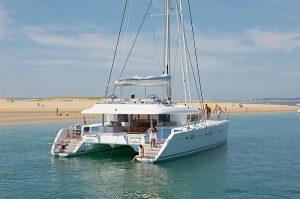 Tester la croisière sur un catamaran pour vivre de nouvelles sensations