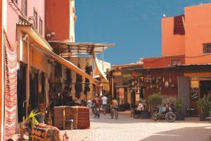 Marrakech: destination pas chère