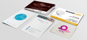 Carte de visite : optez pour un imprimeur offrant une diversité de formats