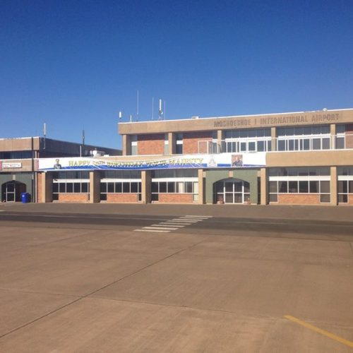 Aéroport international de Moshoeshoe