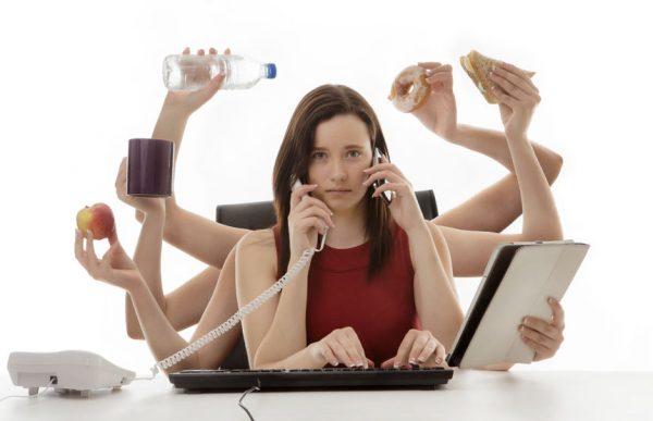 Évitez d'être multitâche