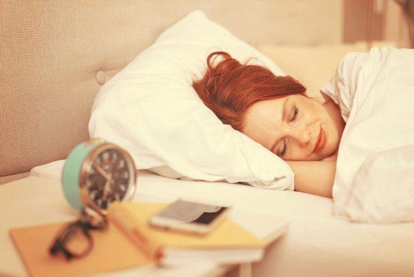 Dormez suffisamment