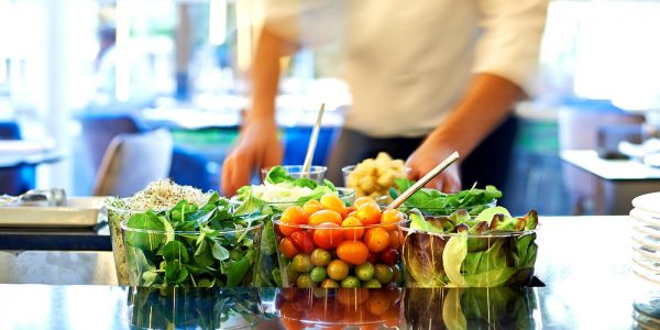 Une nourriture saine et équilibrée