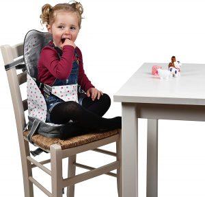 3 avantages d'utiliser un rehausseur de siège