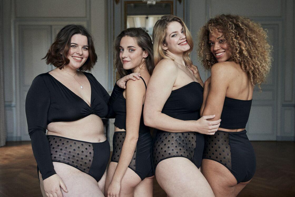 culotte menstruelle grande taille